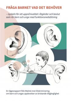 OMSLAG - Fråga barnet vad det behöver